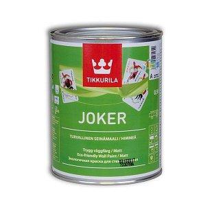 Tikkurila Joker краска для стен купить по цене от 779 руб